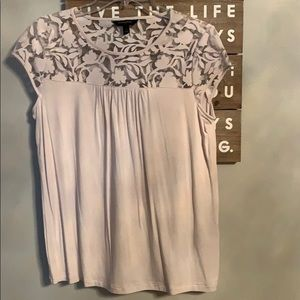 Banana Republic Top size S lilac